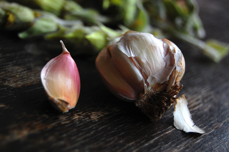 http://www.dreamstime.com/stock-photo-garlic-wooden-table-vegetables-tea-image38900070